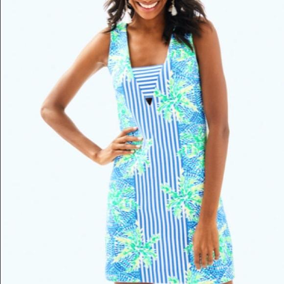 f114d8e560f4ef Lilly Pulitzer Dresses   Nwt Shift Dress Tropic Like Its Hot   Poshmark